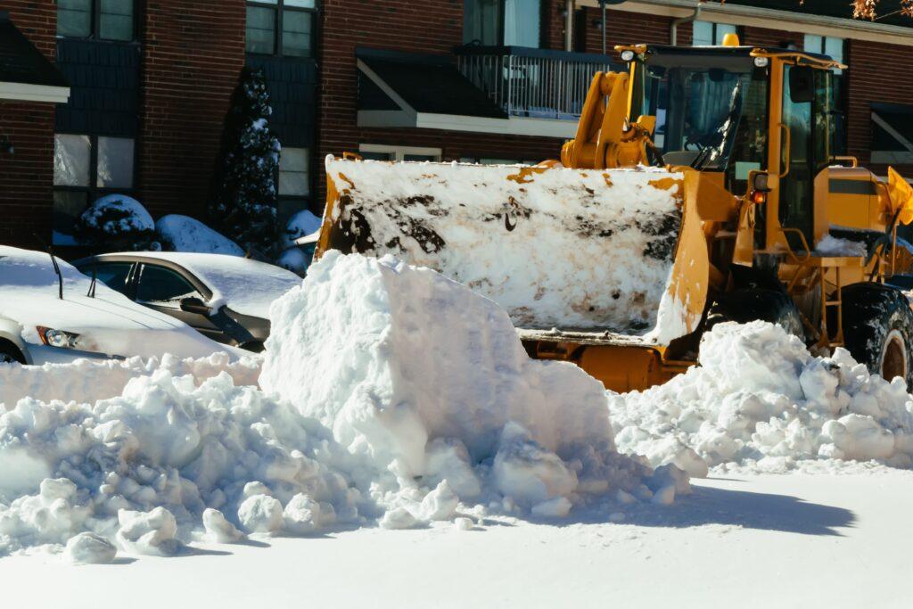 snow removal buffalo ny